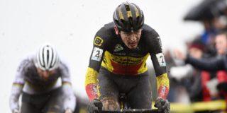 Aerts lost Van der Poel af als leider World Ranking veldrijden