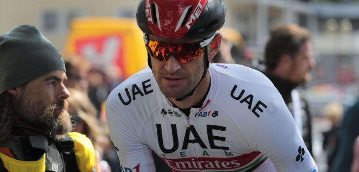 Ook Rory Sutherland naar Israel Cycling Academy