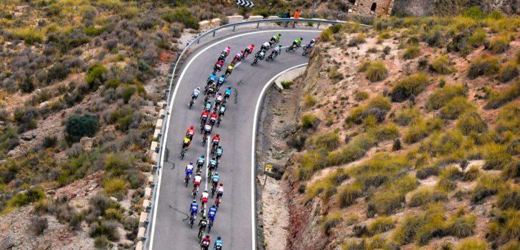 Vuelta Aragón verdwijnt na twee jaar weer