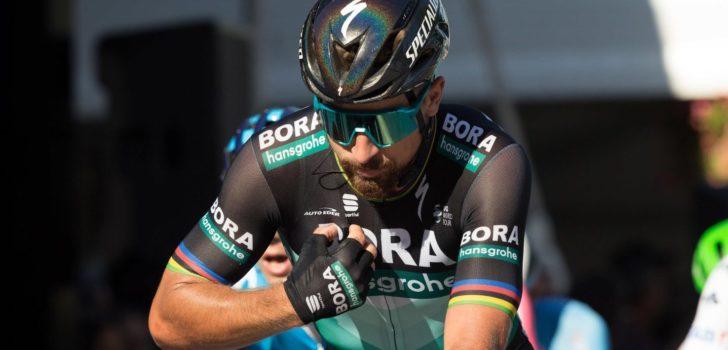Peter Sagan aanwezig bij parcourspresentatie Giro