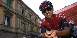 Egan Bernal kiest voor Dauphiné in aanloop naar de Tour