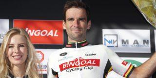 Baptiste Planckaert stelt eindzege Bingoal Cycling Cup veilig
