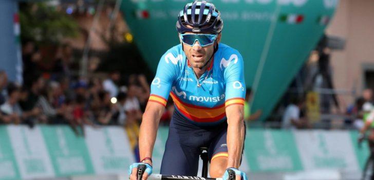 Valverde voert Movistar aan in Ronde van Lombardije