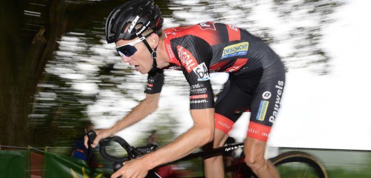 Dieter Vanthourenhout derde in Catalaanse veldrit