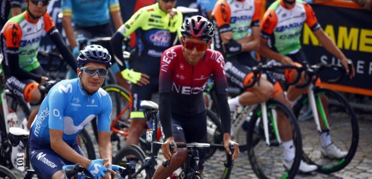 """Egan Bernal houdt de druk af: """"Vooral genieten in Lombardije"""""""