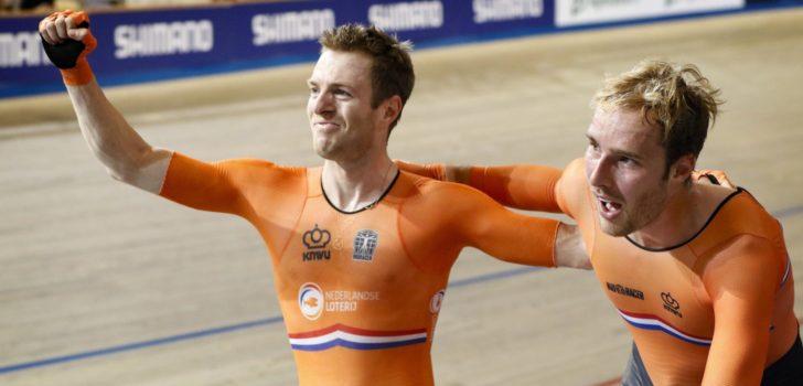 België is Europese titel ploegkoers kwijt aan Denemarken, zilver voor Nederland