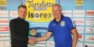 Tarteletto-Isorex trekt ook Jordy Bouts (23) aan