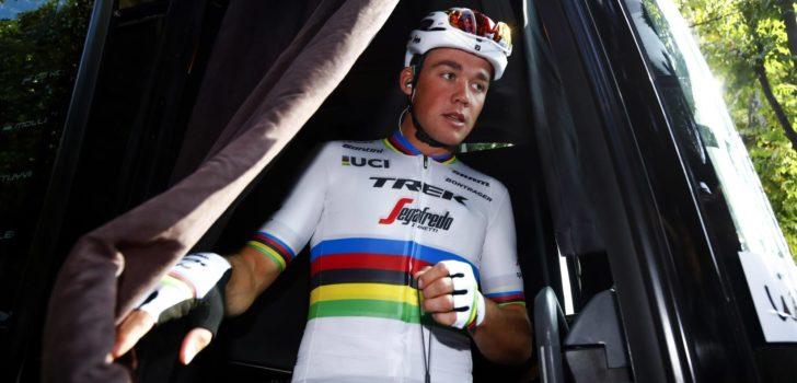 Niet fitte Mads Pedersen geeft op in Tre Valli Varesine