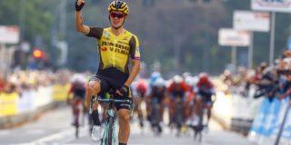 Primoz Roglic zegeviert na incidentrijke editie Tre Valli Varesine
