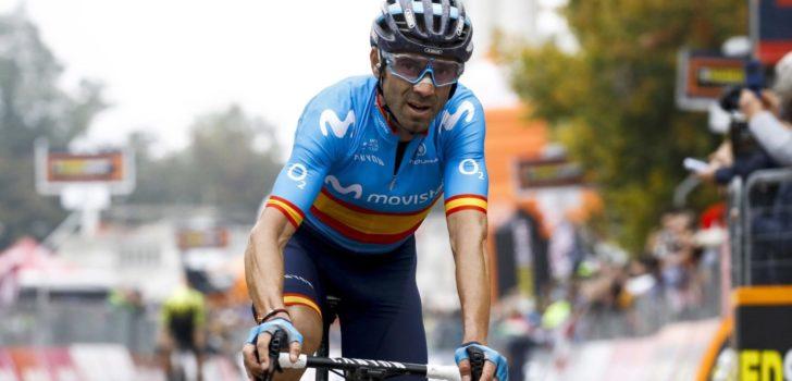 "Valverde over Lombardije: ""Roglic is de te kloppen man"""