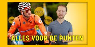Waarom Mathieu van der Poel extra wedstrijden is gaan rijden
