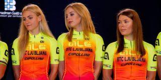 Alé BTC Ljubljana presenteert twaalftal voor 2020