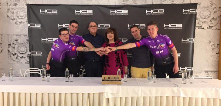 Wielertenues 2020: Burgos-BH kiest voor klassiek design