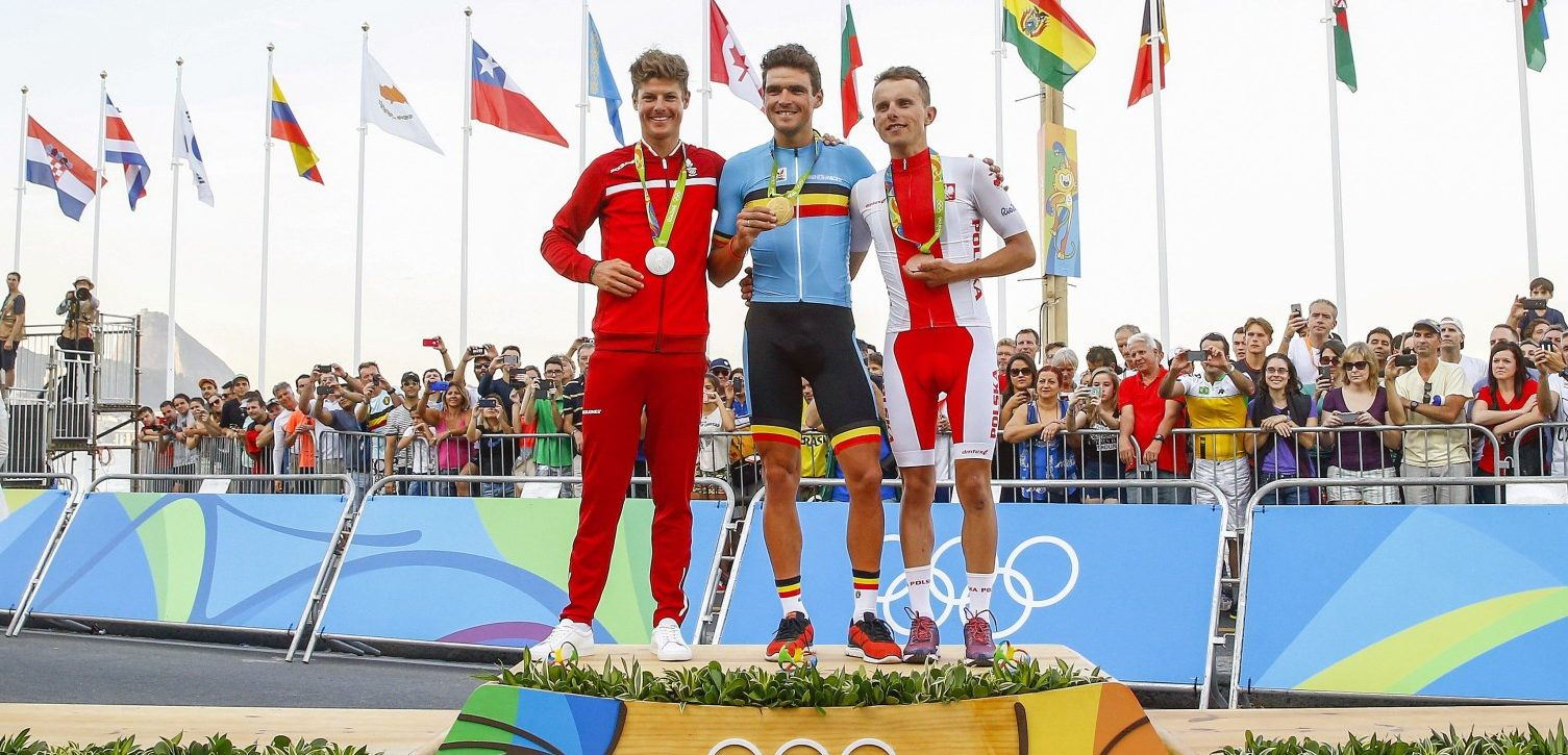 UCI publiceert lijst met landen die aan olympische wegrit deelnemen - WielerFlits.be