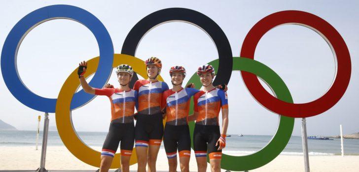 'UCI wil aantal deelnemers olympische wegrit mannen en vrouwen gelijktrekken'