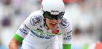 Élie Gesbert houdt kneuzing over aan aanrijding op training