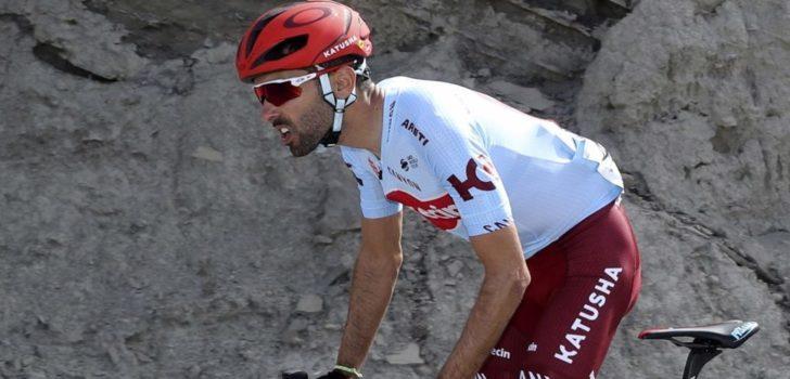 Dani Navarro mee naar Israel Cycling Academy