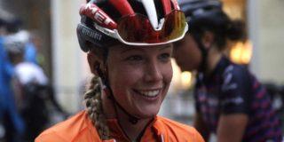 """Annemarie Worst: """"Bewust gewacht tot de laatste klim"""""""