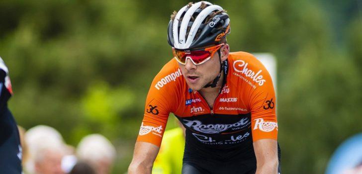 Roompot-renner Van Ginneken (27) stopt met wielrennen