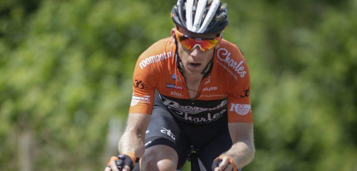 Huub Duijn (35) stopt met wielrennen