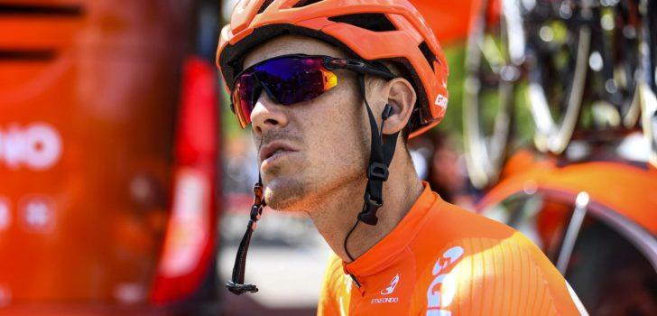 Alessandro De Marchi furieus na bijna-ongeval tijdens trainingsronde