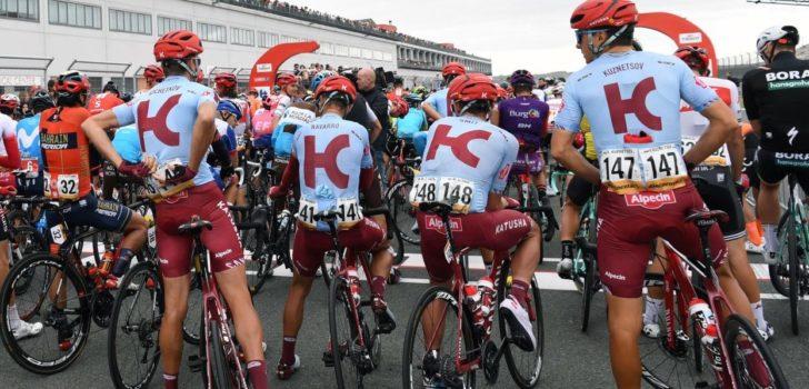 Achterstallig loon renners Katusha-Alpecin uitbetaald via UCI-bankgarantie