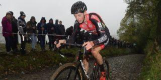Michael Vanthourenhout op tijd hersteld voor Ronse