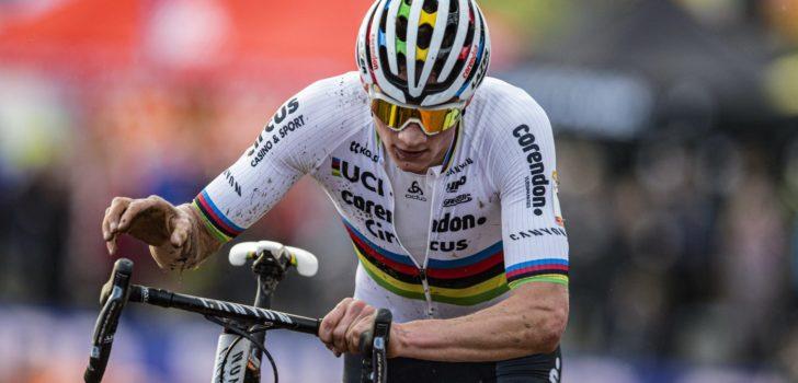 Van der Poel blijft leider UCI-ranking, Iserbyt naar plek drie