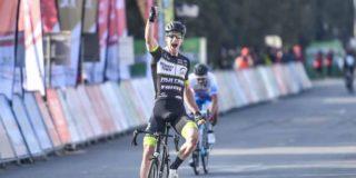 Ivar Slik kraait victorie in derde etappe Tour of Fuzhou