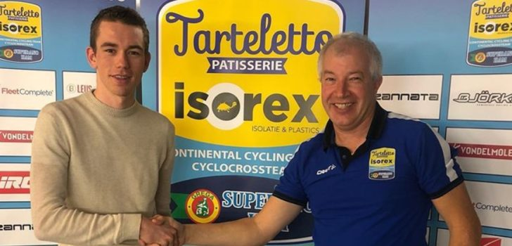 Tarteletto-Isorex presenteert Jacob Relaes