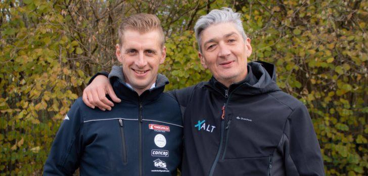 Geert Wellens zet samenwerking met Xalt Cycling Team stop