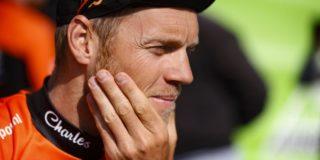 Lars Boom beëindigt wegcarrière, verlegt focus op offroadcircuit