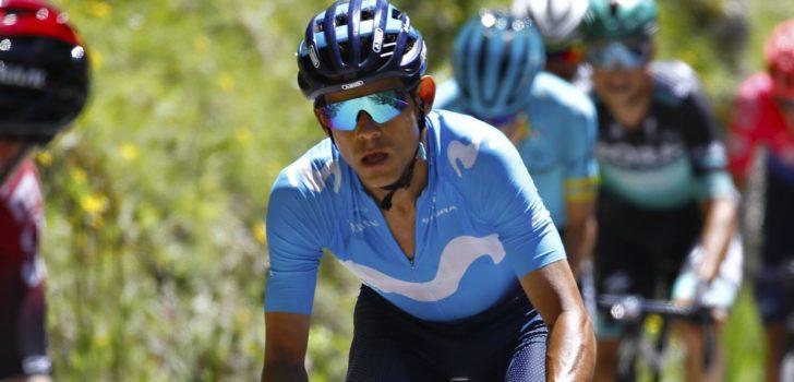 Andrey Amador zet carrière voort bij Team Ineos