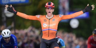 """Eekhoff voelt zich geen wereldkampioen: """"Maakt me wel hongeriger"""""""