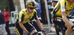 Primoz Roglic maakt zijn opwachting in de Tour de France