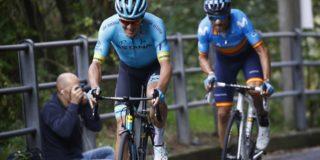 Astana rijdt voortaan op fietsen van Wilier Triestina