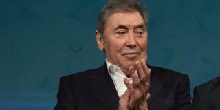 """Eddy Merckx na val: """"Nog altijd geen honderd procent"""""""