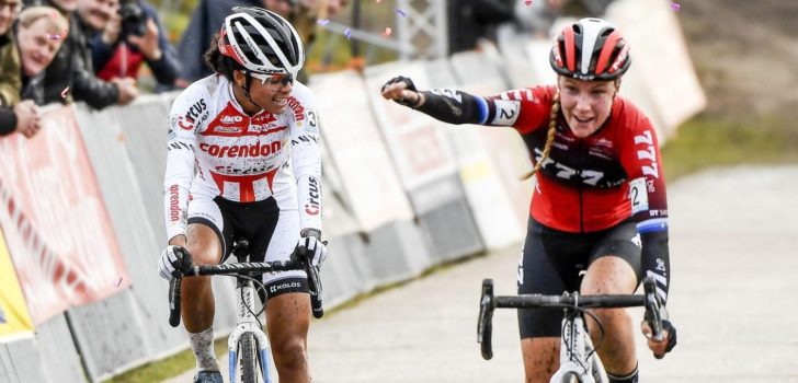 Worst wint Superprestige Zonhoven, Cant zesde