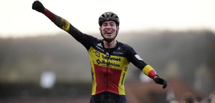 Mathieu van der Poel na 408 dagen opnieuw geklopt door Toon Aerts