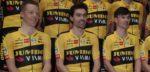 Jumbo-Visma naar de Tour met Kruijswijk, Dumoulin en Roglic