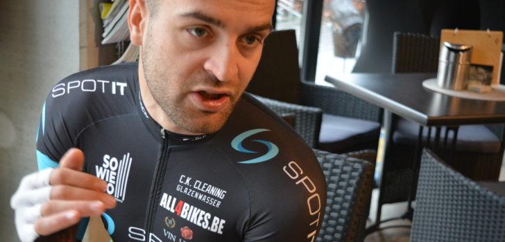 Wietse Bosmans de beste op Belgisch podium in Luxemburg