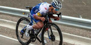 Zieke Julian Alaphilippe geeft op in Vuelta a San Juan