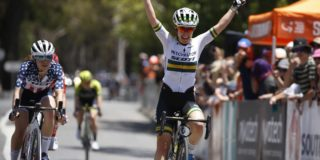 Amanda Spratt slaat dubbelslag in Women's Tour Down Under