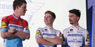 Bob Jungels doet mee aan Strade Bianche en Parijs-Roubaix