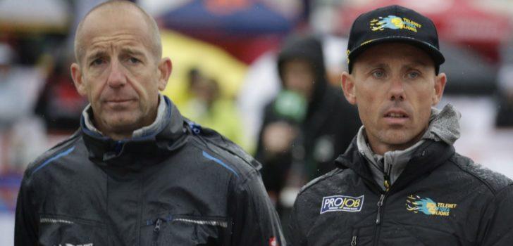 Telenet-Baloise en coach Kris Wouters uit elkaar