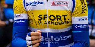 Sport Vlaanderen-Baloise is klaar voor Omloop Het Nieuwsblad