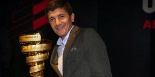 "Richard Carapaz: ""Giro winnen én de Tour rijden in 2020"""