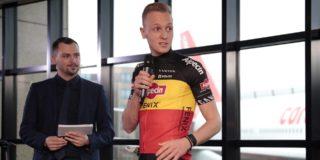 """Vuelta en klassiekers kriebelen bij Merlier: """"Ik wil daar graag van proeven"""""""