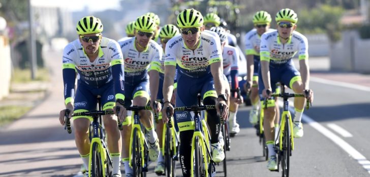 UCI-punten grote doel Circus-Wanty Gobert