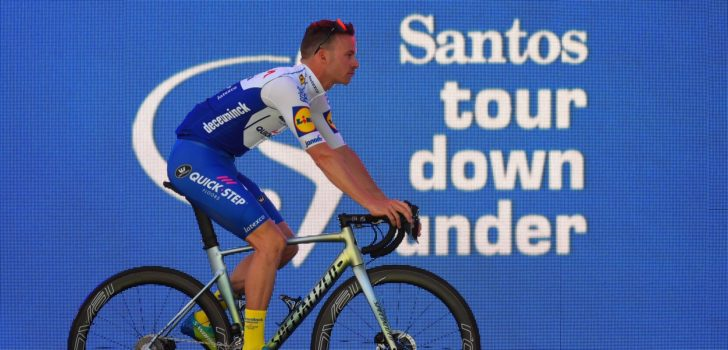 Ploegenpresentatie Tour Down Under in beeld